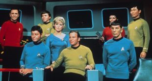 Much More Than A 5-Year Mission: 'Star Trek' Turns 50